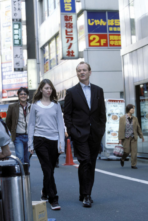 bill murray 2003, american comedian, actor, 2000s movies, lost in translation, sofia coppola, director, screenwriter, tokyo