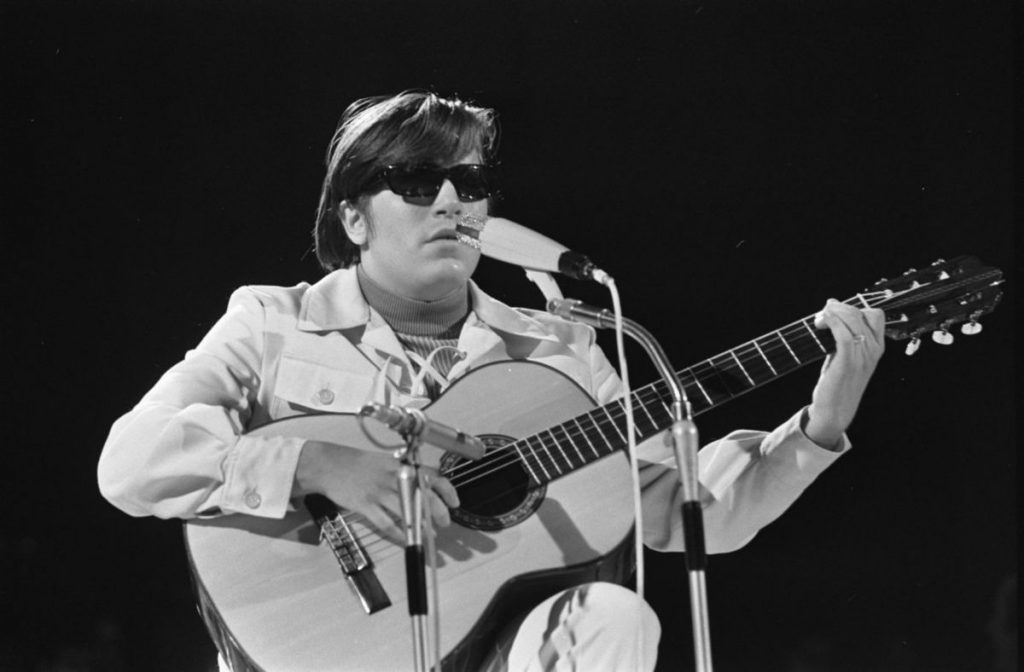 jose feliciano 1970, american singer songwriter