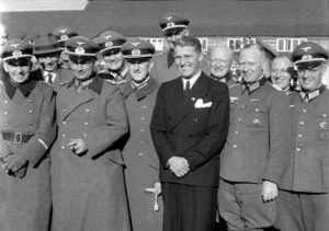 1945 november, november 1945, werner van braun, operation paperclip, jioa, joint intelligence objectives agency, german scientists, nazi scientists, rockets, united nations atomic energy commission, unaec