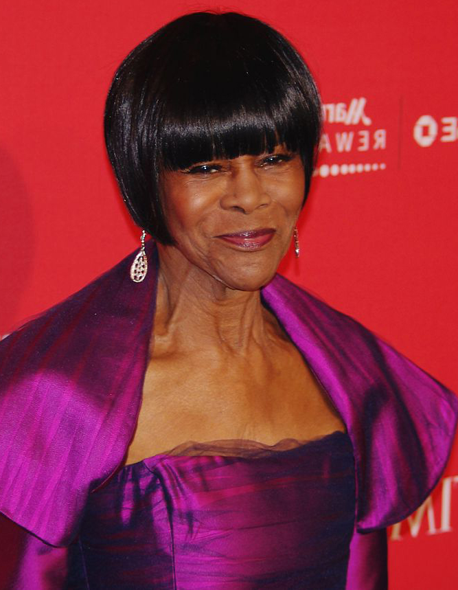 cicely tyson 2012, african american actress, older, roots mini series