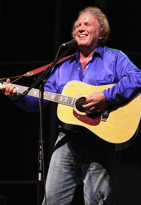 don mclean 2009, american singer, songwriter, american pie, musician, older, senior citizen