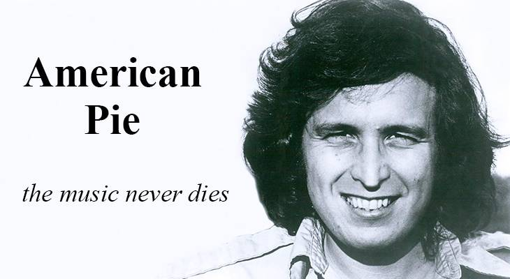 don mclean, folk rock singer,american songwriter, 1970s hit rock songs, american pie, vincent, castles in the air, and i love you, if we try, wonderful baby, crying cover,