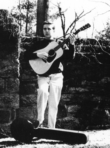 don mclean 1963, american singer, songwriter, teenager, 1960s musician