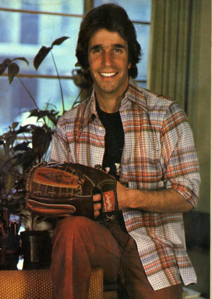 henry winkler 1976, american actor, henry winkler younger