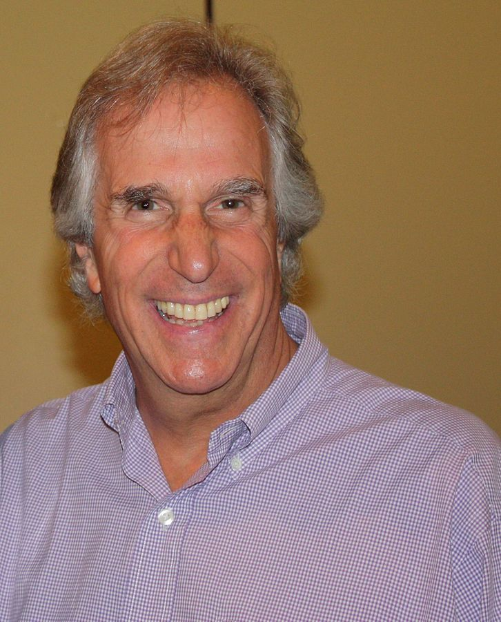 henry winkler 2008, american actor, film producer, director, henry winkler older, senior citizen