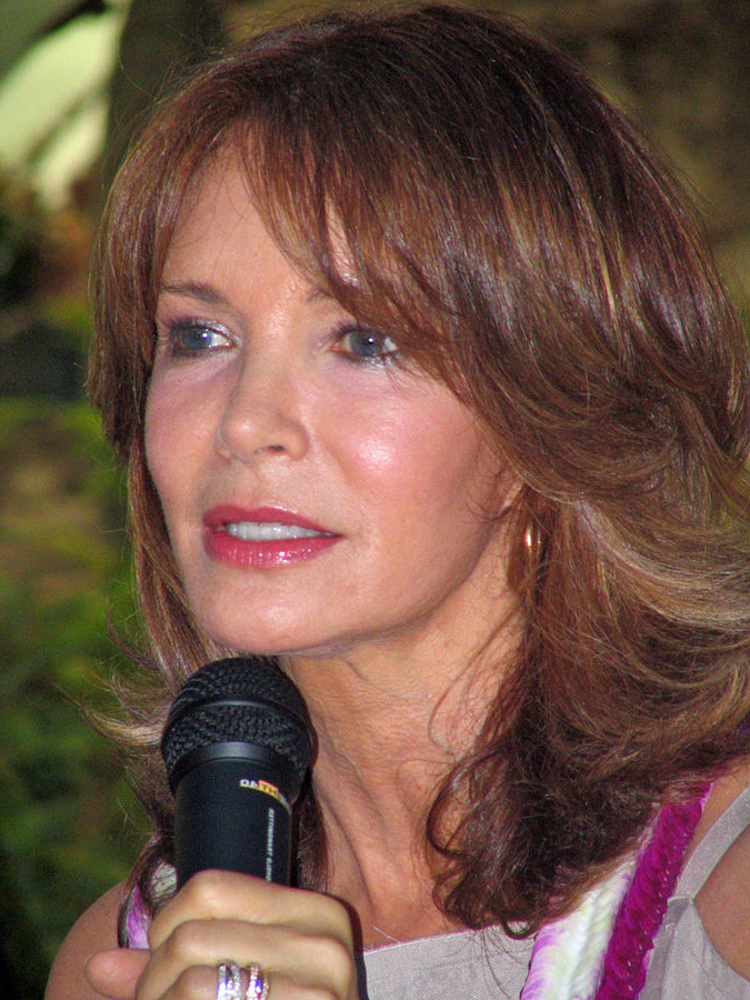jaclyn smith 2006, american actress, older, 50 plus years