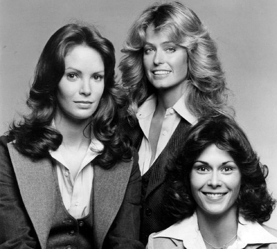 jaclyn smith 1970s, jack jackson, farrah fawcett majors, charlies angels, 1970s television shows, 1970s tv series