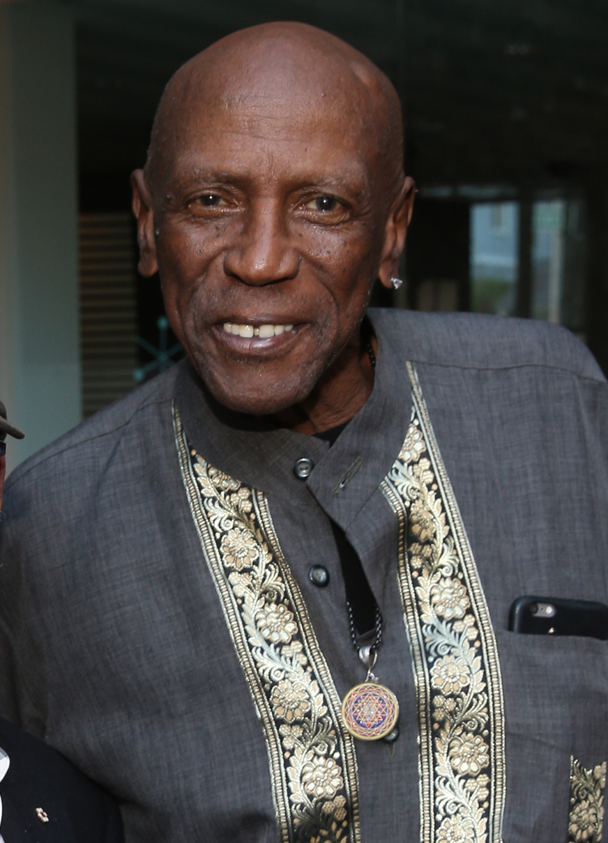 louis gossett jr 2017, african american actor, roots tv mini series, older