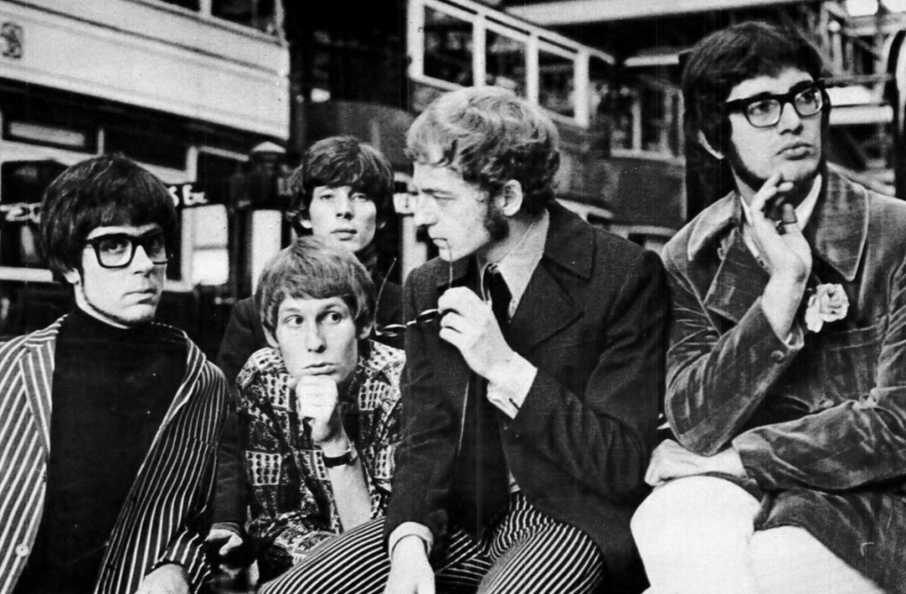 manfred mann 1966, manfred mann band, 1960s rock bands