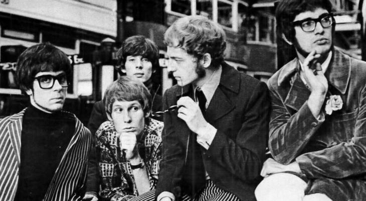 manfred mann 1966, manfred mann band, 1960s rock bands