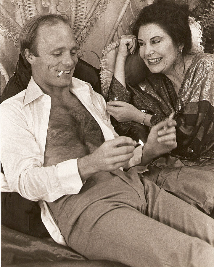 ed harris 1980, american actor, karen kondazian, sweet bird of youth play, younger