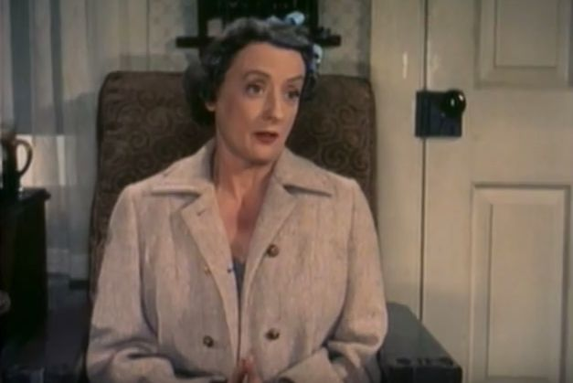 mildred natwick 1955, american actress, 1950s comedies, 1950s movies, the trouble with harry