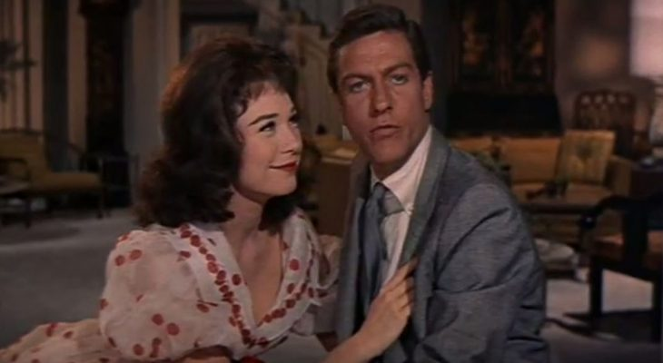 dick van dyke 1964, shirley maclaine, american actors, what a way to go, 1960s movies, 1960s musical comedies