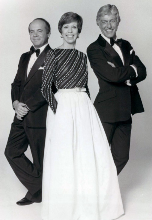 dick van dyke 1977, tim conway, carol burnett, the carol burnett show, 1970s television series, 1970s tv variety shows