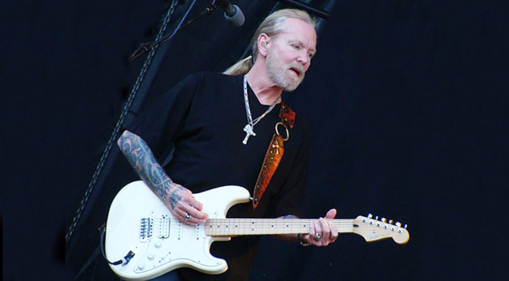 gregg allman 2011, american r and b musician, southern rock music, rock guitarist, keyboardist, the allman brothers band, rock songwriter, grammy awards, hit singles, im no angel, my only true friend, midnight rider, gregg allman older, senior citizen performers