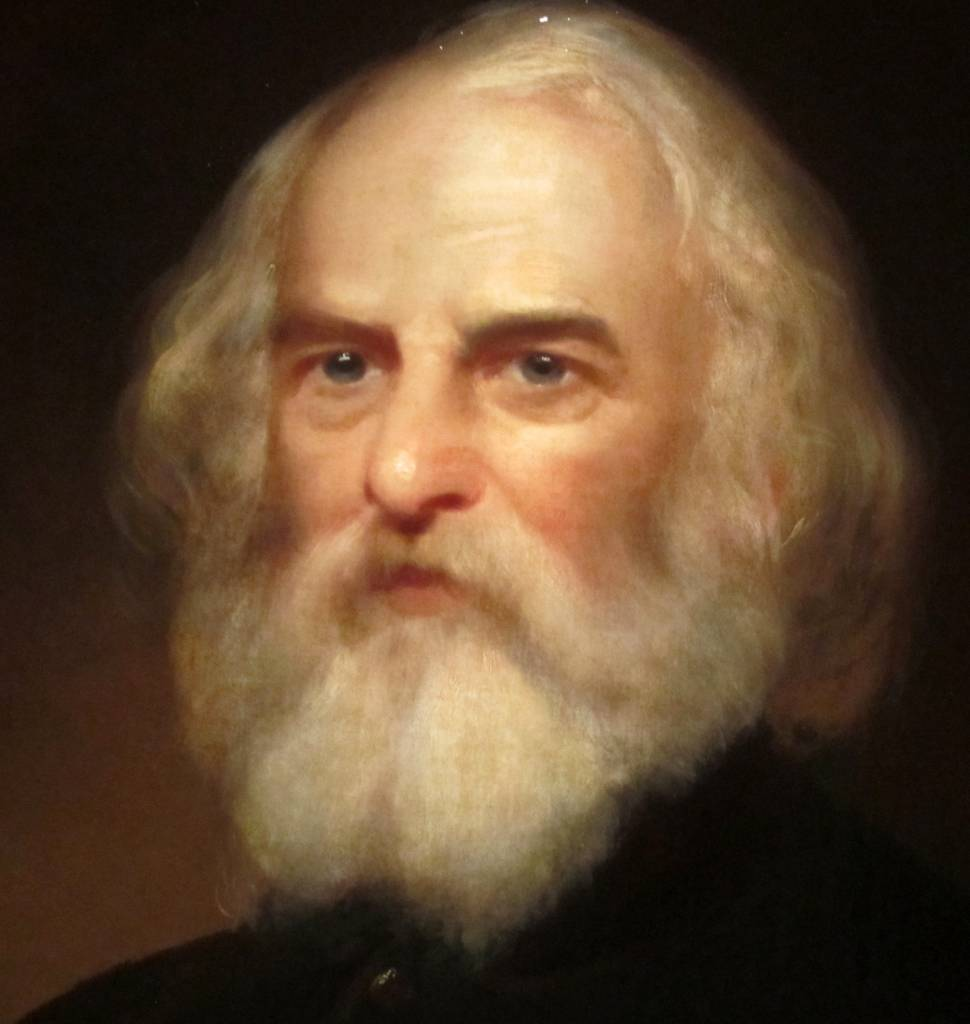 henry wadsworth longfellow 1869, american poets, american poetry, classic american poetry, evangeline, christmas bells, love sonnets, civil war aboliltionist,