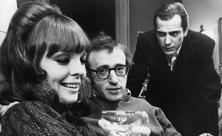 woody allen 1950s, deane keaton 1970s, jerry lacy, broadway plays, play it again sam, american actors