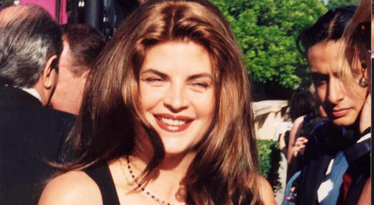 kirstie alley 1994, american actress, baby boomer, 1980s television series, 1990s tv sitcoms, cheers, jenny craig spokeswoman, senior citizen, weight loss, dancing with the stars, married parker stevenson, divorced parker stevenson, mother of william true parker, mother of lillie price parker, girlfriend of james wilder, 50+, 50's, senior years, senior citizen