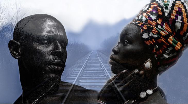 black history month, black man, black woman, train tracks, underground railroad, african americans, black canadians, slaves, american civil war, gospel music, memorial