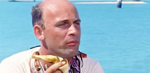 gavin macleod, 1959, american actor, 1950s movies, comedy films, operation petticoat, tv shows, the mary tyler moore show, murray slaughter, mchales navy happy, the love boat, captain merrill stubing