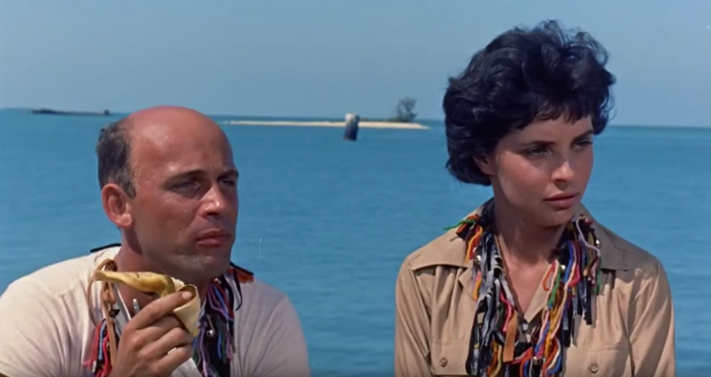 gavin macleod 1959, american actor, madlyn rhue, actress, 1950s movies, 1960s comedy films, operation petticoat