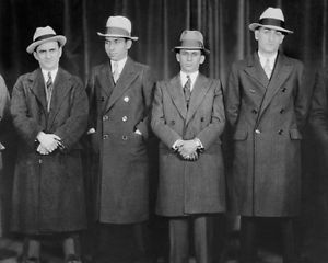 february 1946, baby boomers, seniors, senior citizen, baby boomer trivia, world war ii, wwii, charles luciano, lucky luciano, organized crime, united states, deported, sylvester agoglia, meyer lansky, john senna, mobsters