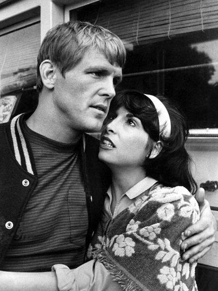 nick nolte 1976, talia shire, american actors, 1970s television series, 1970s television mini series, rich man poor man, tom jordache, teresa santoro