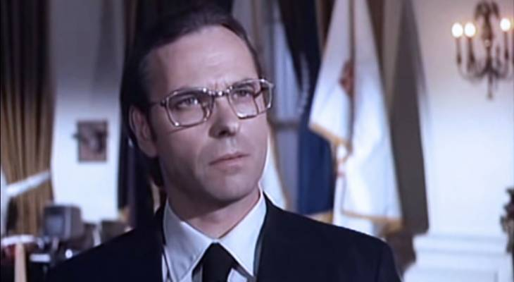 rip torn 1973, american actor, 1970s movies, the presidents plane is missing