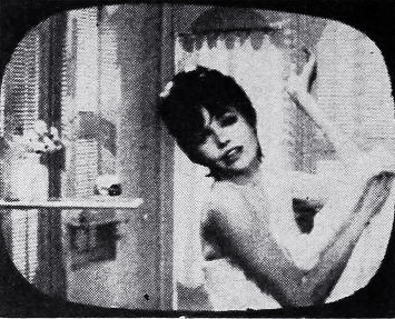 barbara feldon, 1961, the girl in the towel, the girl in the tub, television, commercials, american model