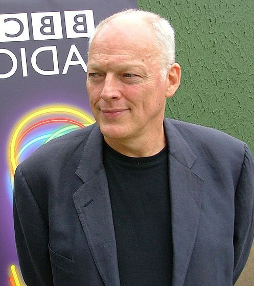 david gilmour 2005, english rock singer, british rock musician