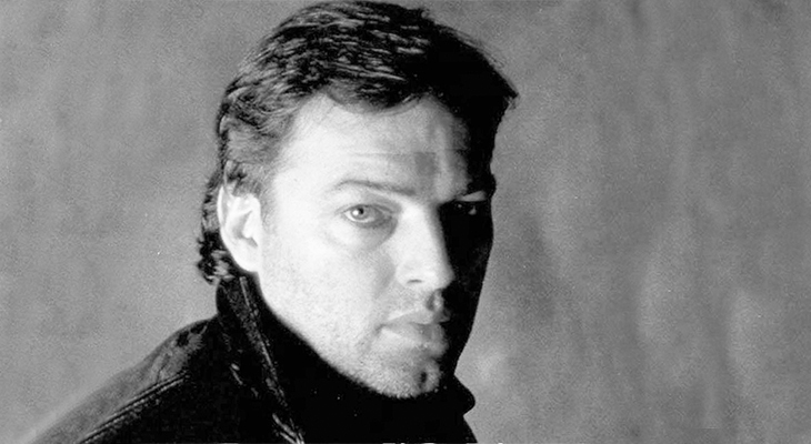 david gilmour 1984, english rock musician, british rock guitarist, pink floyd lead singer
