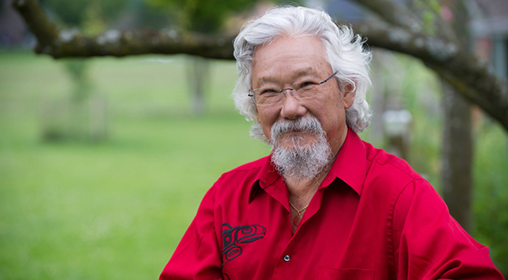 david suzuki 2017, canadian scientist, canadian television host, cbc tv personality, the nature of things host, david suzuki older, senior citizen