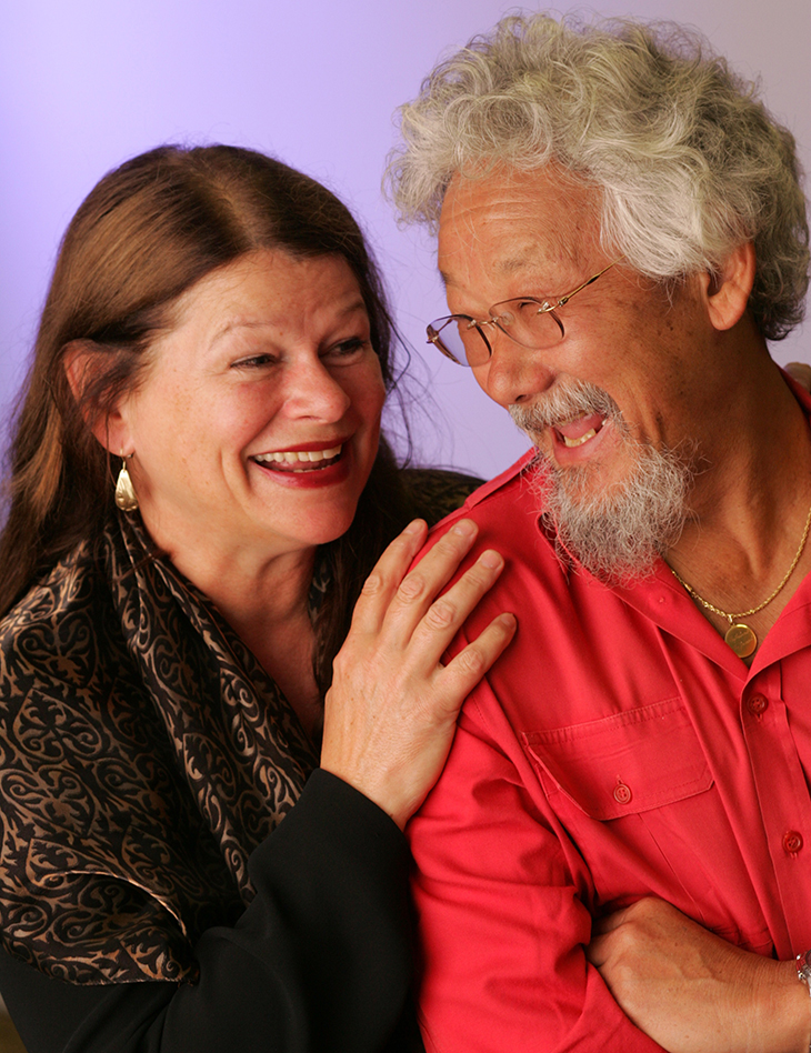 david suzuki, married tara cullis, tara cullis suzuki, older