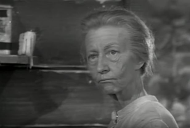 irene ryan 1962, american actress, 1960s television series, 1960s tv sitcoms, the beverly hillbillies granny
