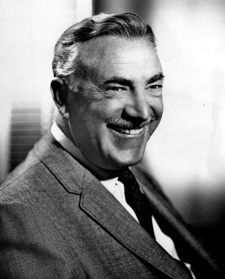 raymond bailey 1965, american actor, 1960s tv series, the beverly hillbillies, milburn drysdale, banker, 1960s sitcoms