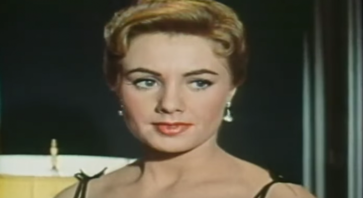 shirley jones 1959, american singer, actress, 1950s movies, never steal anything small