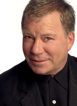 william shatner 2005, older william shatner, canadian actor