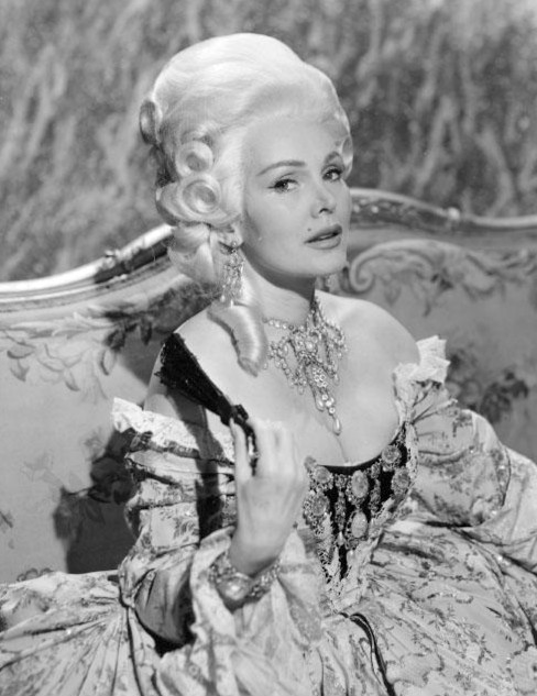 zsa zsa gabor 1957, hungarian american actress, 1950s television, matinee theater 1957, the last voyage episode
