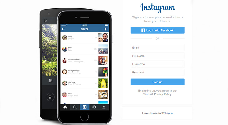 instagram login page, technology for seniors, older adults, seniors technology, internet for seniors, technology tips for seniors, instagram, what is instagram, how to use instagram, instagram tips for seniors, posting photos to instagram, sharing photos on instagram