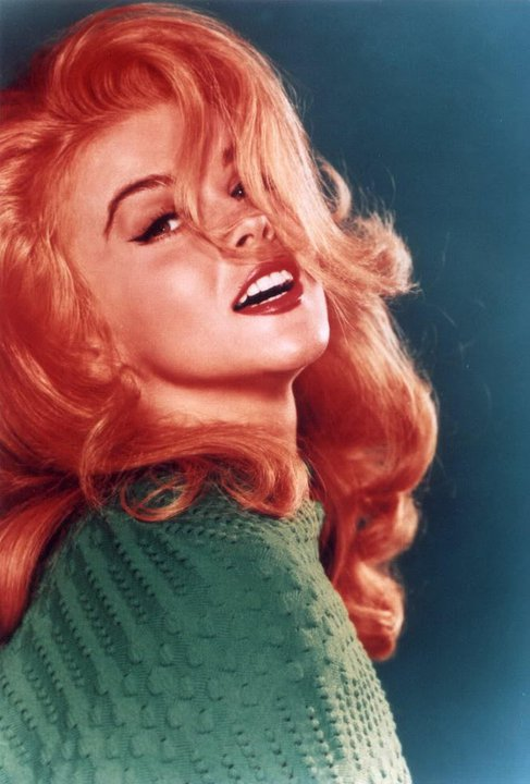 ann-margret 1960s, swedish actress, singer, dancer, 1960s movie star