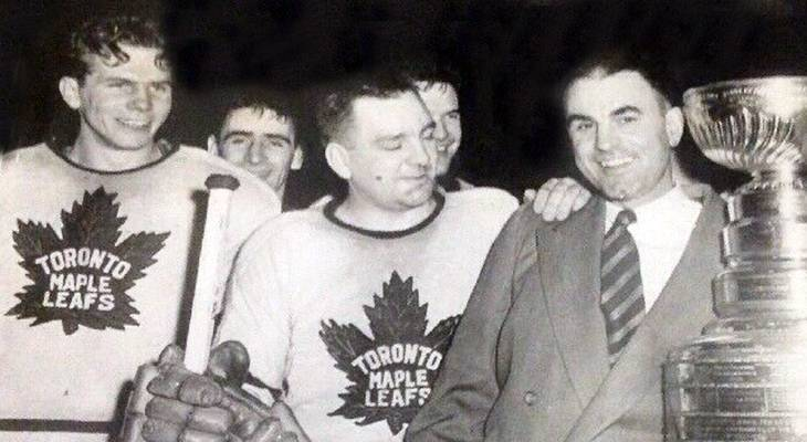 1951 stanley cup champions, nhl players, bill barilko, joe primeau, turk broda, toronto maple leafs team, national hockey league