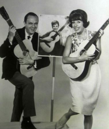 carol burnett, bob newhart, 1964, the entertainers, 1960s tv shows, comedy series, american actors, american comedians