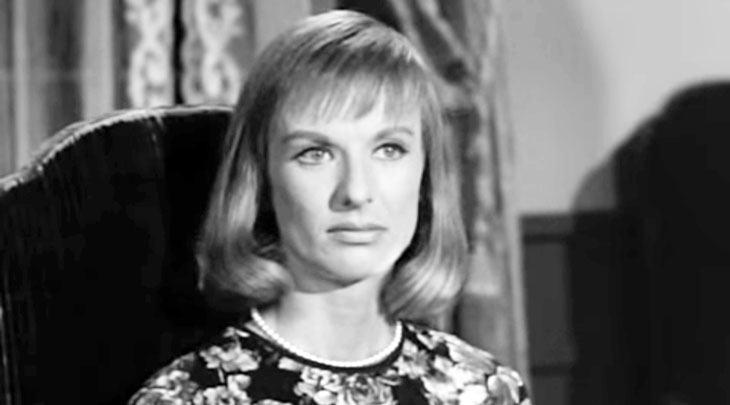cloris leachman 1960, american character actress, 1960s television series, boris karloffs thriller, guest star