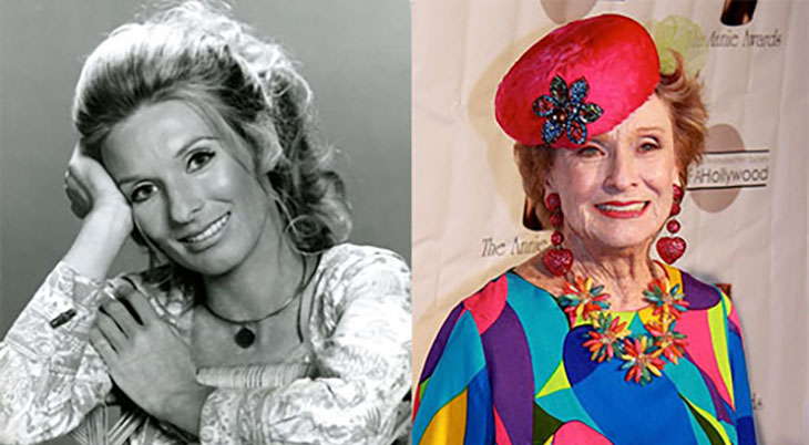cloris leachman 2014, cloris leachman 1970, cloris leachman younger to older, american actress, 1970s tv sitcoms, the mary tyler moore show phyllis lindstrom
