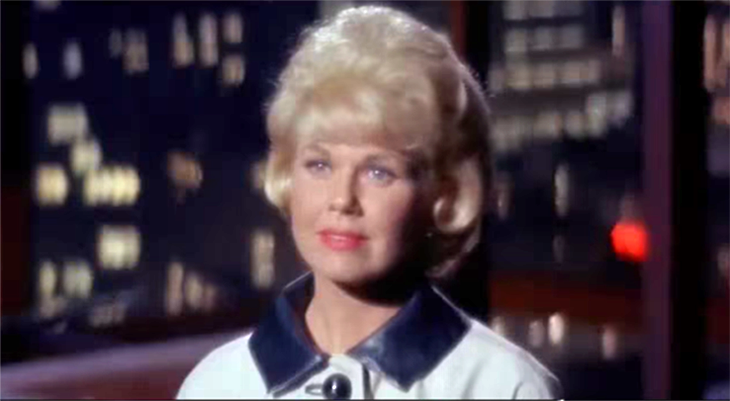 doris day 1962, american singer actress, 1960s movie musicals, that touch of mink, 1960s sex comedy films, 1960s fashions, 1960s television series, the doris day show, 1970s tv sitcoms,