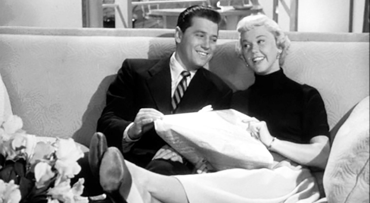 doris day 1951, gordon macrae, american actors, american singers, 1950s movie stars, 1950s movie musical, starlift