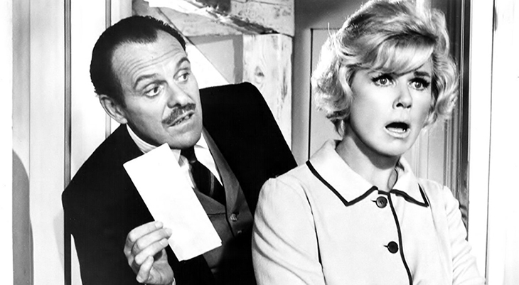 doris day 1968, terry thomas, american actors, 1960s movies, 1960s comedy films, where were you when the lights went out