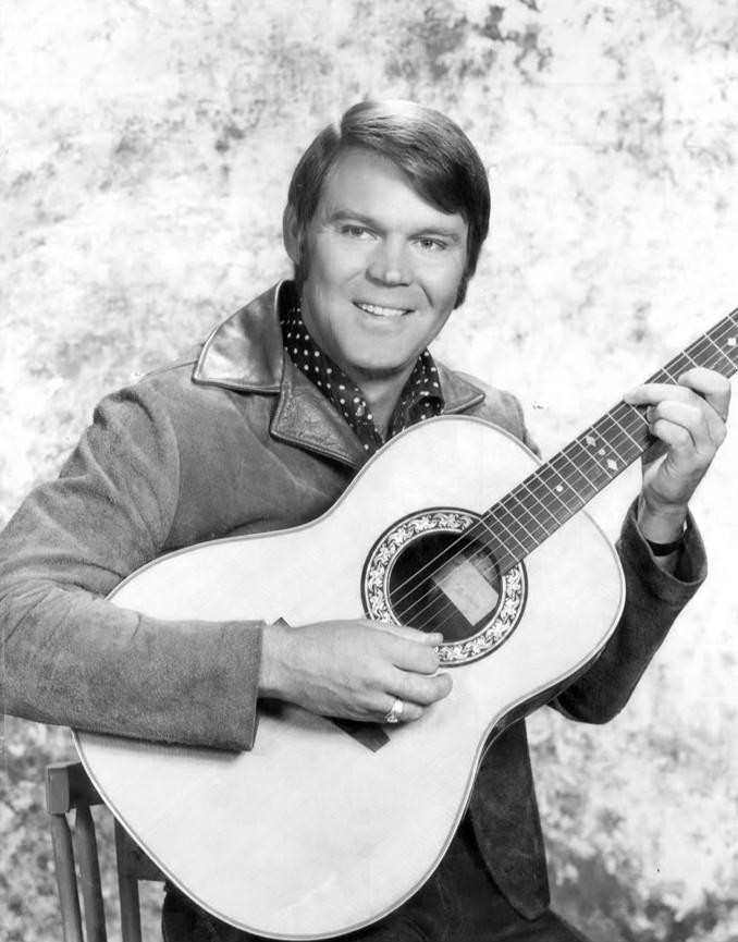 glen campbell 1969, american singer, songwriter, actor, movies, true grit