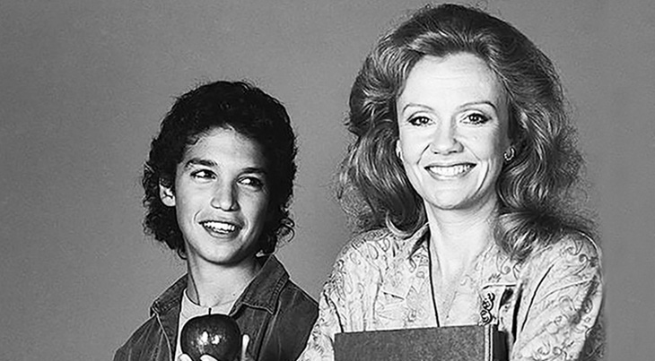 hayley mills 1987, english actress, 1980s television series, good morning miss bliss