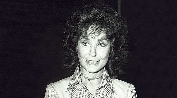 loretta lynn 1985, american country music singer, songwriter, grammy awards, country music hall of fame, american singer songwriter, 1960s country music hit songs, im a honky tonk girl, success, before im over you, wine women and song, happy birthday, blue kentucky girl, the home youre tearing down, dear uncle sam, you aint woman enough to take my man, dont come home a drinkin with lovin on your mind, if youre not gone too long, what kind of a girl do you think i am, fist city, youve just stepped in from stepping out on me, your squaw is on the warpath, woman of the world leave my world alone, to make a man feel like a man, 1970s country music hit singles, i know how, you wanna give me a lift, coal miners daughter, i wanna be free, youre lookin at country, ones on the way, here i am again, rated x, love is the foundation, hey loretta, they dont make em like my daddy, trouble in paradise, the pill, home, when the tingle becomes a chill, somebody somewhere dont know what hes missin tonight, shes got you, why cant he be you, out of my head and back in my bed, weve come a long way baby, i cant feel you anymore, ive got a picture of us on my mind, 1980s hit country music songs, i lie, ernest tubb duets, mr and mrs used to be, crystal gayle sister, married oliver doolittle lynn 1926, moony lynns wife, patsy cline friend, conway twitty partner, tamy wynette friend, dolly parton friend, octogenarian birthdays, senior citizen birthdays, 60 plus birthdays, 55 plus birthdays, 50 plus birthdays, over age 50 birthdays, age 50 and above birthdays, celebrity birthdays, famous people birthdays, april 14th birthday, born april 14 1932